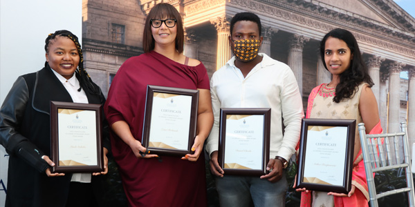 Wits' shining stars celebrated