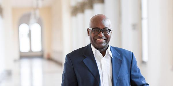 Professor Achille Mbembe of WiSER is a member of the American Academy of Arts and Sciences