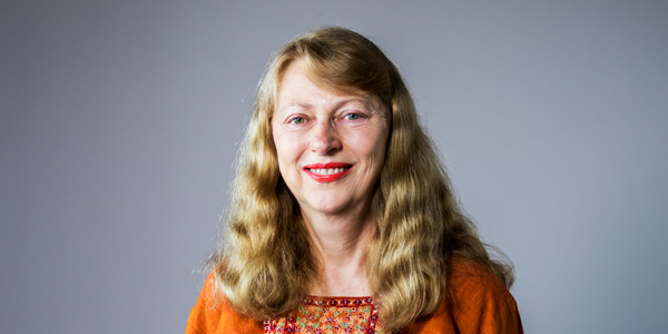 Professor Diane Grayson, Senior Director of Academic Affairs at Wits