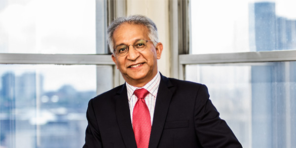 Prakash Desai joined Wits as Chief Financial Officer in January 2017
