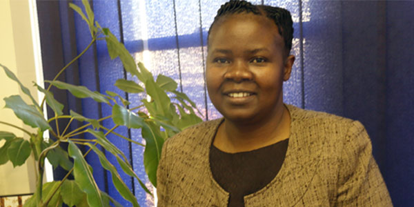 Doreen Musemwa: Head of SENC at Wits