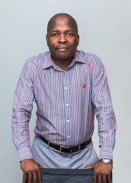 Fana Sibanyoni, Chief Operations Officer