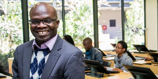 Prof. Tobias Chirwa has been appointed Head of the School of Public Health at Wits, effective 1 February 2017