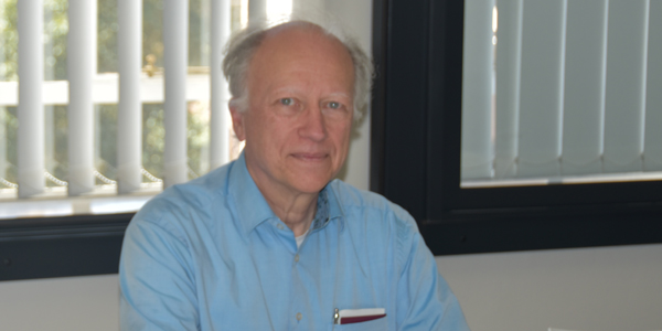 Professor Michel Verstraete, Visiting Professor at GCSRI