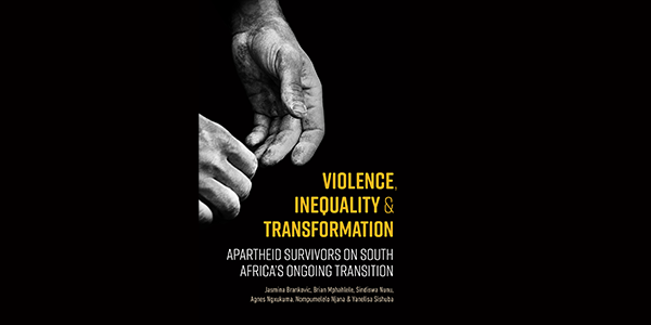 Cover of book Violence, Inequality and Transformation