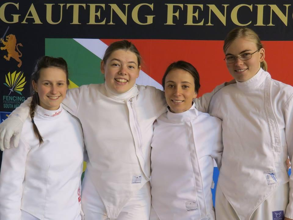 Fencing Wits University