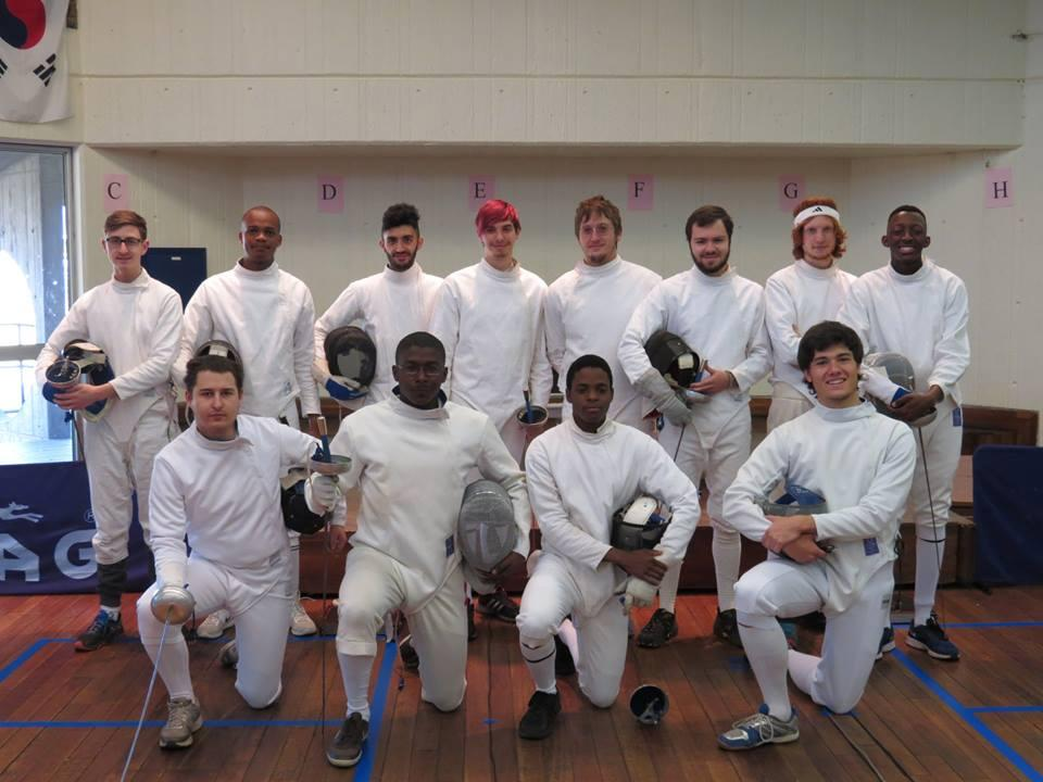 Fencing - Wits University