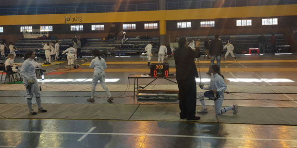 2016 Wits Fencers Placed In Top 50 Nationwide Wits