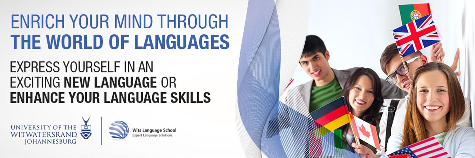 Wits Language School - Wits University